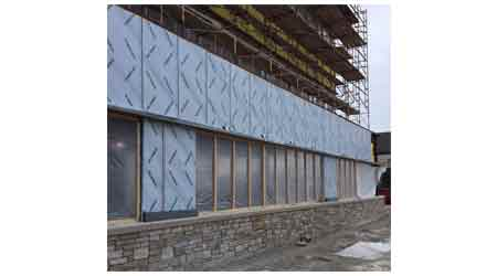 Building Envelope Product Achieves Air Barrier Recognition: W.R. Meadows Inc.