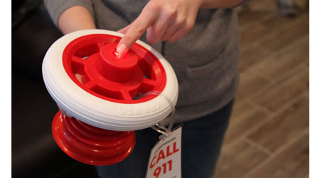 Safety Device Helps Users Through Performing CPR: CPR RsQ