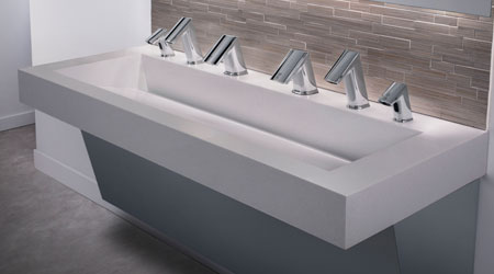 Touch-Free Lavatory System Design Helps Ease Hygiene Concerns: Sloan Valve Co.