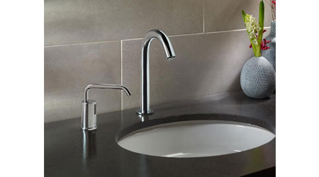 Faucet Uses Self-Generated Energy for Power: TOTO USA Inc.