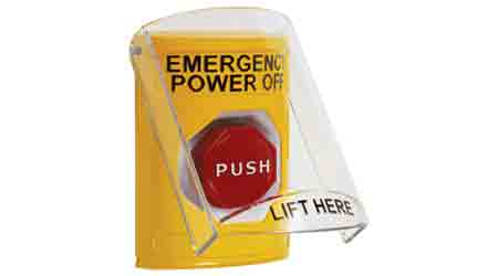 One-Button System Allows Users to More Easily Use Emergency System: Safety Technology International Inc.