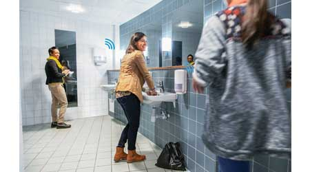 Intelligent Restroom System Helps Helps Increase Customer Satisfaction: SCA