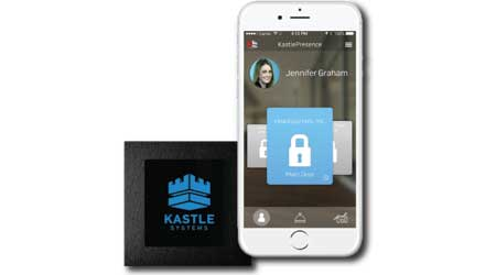 Internet of Things App Enhances Safety Measures in Commercial Office Buildings: Kastle Systems