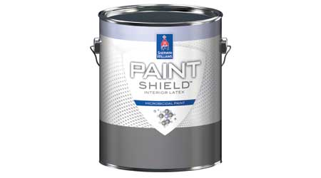 Groundbreaking Latex Paint Features Infection-Causing Bacteria Component: Sherwin-Williams