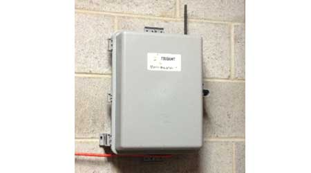 Meter Reader Helps Replace Manual Reading Primary Meters or Submeters: Trident Network