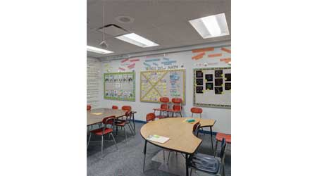 Daylighting System Pushes Envelope for Color Management: Acuity Brands Inc.