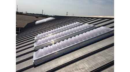 Daylighting System Increases Energy Efficiency Opportunities: Butler Manufacturing