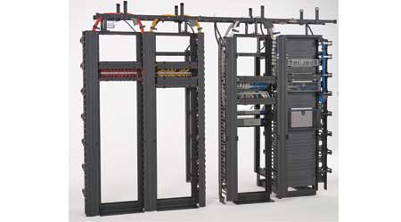 Rack Cable Management System Helps Improve Data Center Operations: Eaton