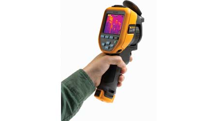 Infrared Camera Allows Users to Upload Information to Smartphones, Tablets: Fluke Corp.