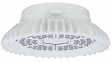 LED Highbays Brighten Large Indoor Spaces: Hubbell Industrial Lighting