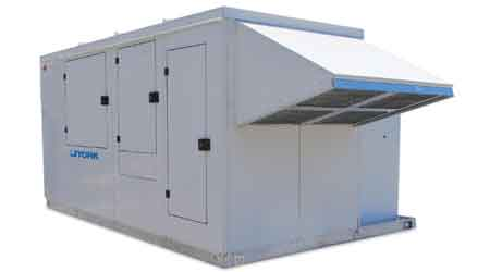 Outdoor Air System Meets Fresh Air Requirements: Johnson Controls Inc.