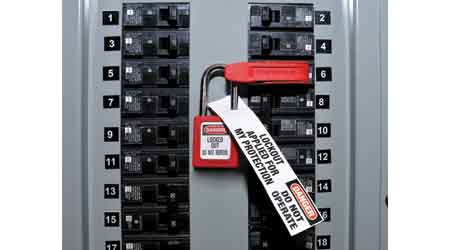 Safety Tag Products Improve Lockout Messaging Process: Master Lock Safety Solutions