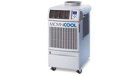 Portable Heat Pump Expands Heating, Cooling Capacity Options: Movin Cool