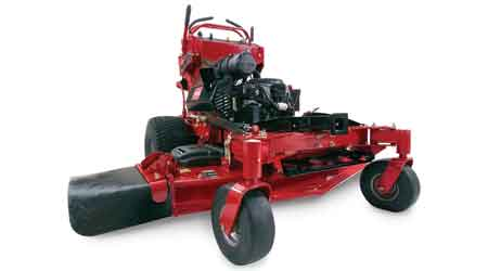 Stand-On Mower Features Year-Round Versatility: The Toro Co.