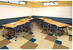 Linoleum Flooring: Armstrong Commercial Flooring