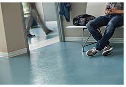 Rubber Flooring: Johnsonite