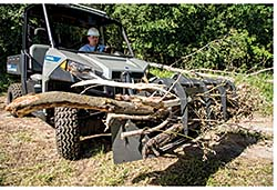 Utility Vehicle Attachment: Polaris Industries Inc.