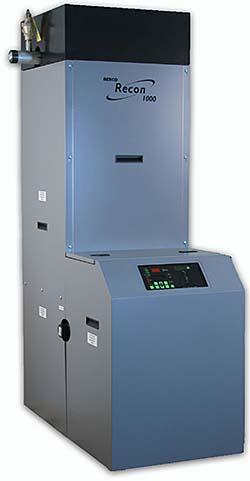 Tankless water heater: Aerco International