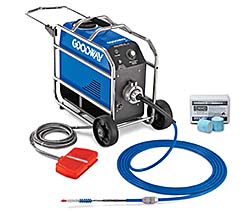 Chiller-tube cleaner: Goodway Technologies