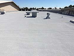 Sprayed foam: Progressive Materials LLC