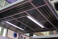 Air diffusers: Titus