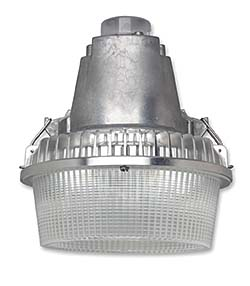 LED Security Light Reduces Maintenance Needs, Improves Efficiency: GE Lighting
