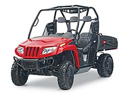 Gas-Powered, EFI Utility Vehicles Offer Landscape Departments Versatility: The Toro Co.