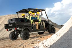 Utility Vehicles Offer Cost-Efficient Solutions for Grounds Managers: Club Car Inc.