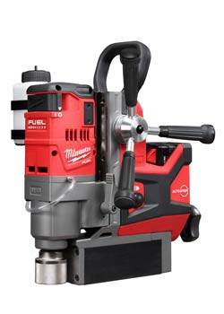 Magnetic Drill Drives Safety and Productivity: Milwaukee Electric Tool Corp.