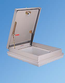 Access Hatch Expands Installation Options for Retrofit Applications: The Bilco Co.