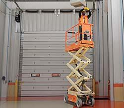 Scissor Lift Models Reduce Weight, Increase Durability: JLG Industries Inc.