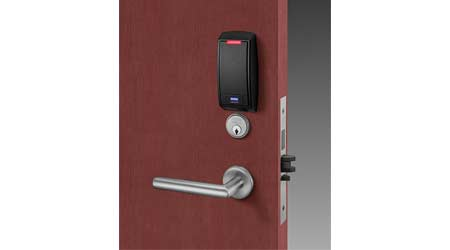 Access Control Lock Reduces Installation Time, System Complexity: Corbin Russwin Inc.