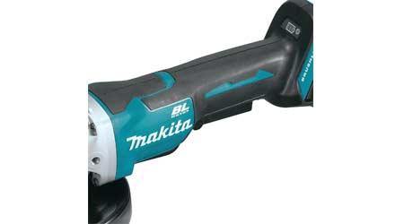 Cordless Angle Grinder Addresses Metal Surfaces: Makita USA Inc.