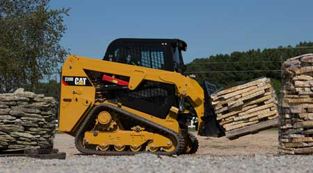 Skid-Steer Loaders Upgrade Engine Power, Leveling System: Caterpillar Inc.