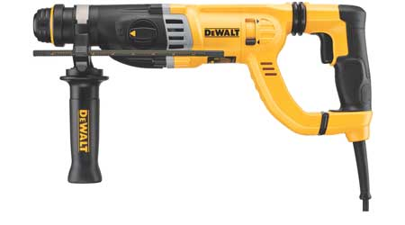 Rotary Hammers Increase Durability, Performance: DeWALT Industrial Tool Co.