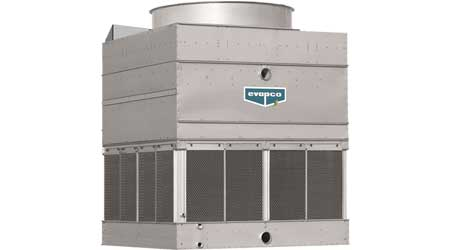 Advanced Technology Cooling Tower Line Offers Range of Options: EvapCo