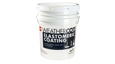 Elastomeric Roof Coating Provides Protection for Low-Slope Roofs: GAF Materials Corp.