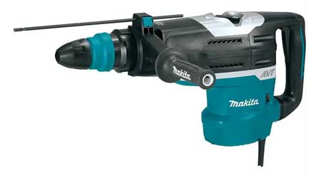 2-Inch Rotary Hammer Reduces Vibration: Makita USA Inc.