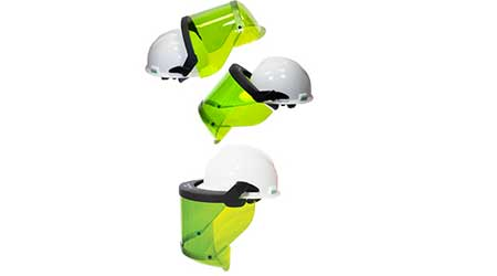 Arc Flash Head Protection Improves Visibility: National Safety Apparel Inc.