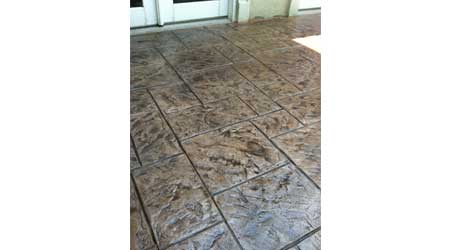 Coating Helps Design Deteriorated Concrete Surfaces: W.R. Meadows Inc.