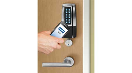 IP-Enabled Campus Access Control Locks Enhance Security: ASSA Abloy Entrance Systems