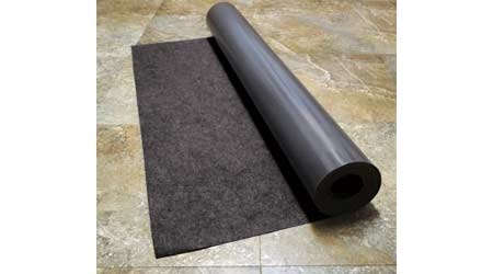 Flooring Underlayment Helps Cushion Flooring, Lessen Noise Impact: MP Global Products