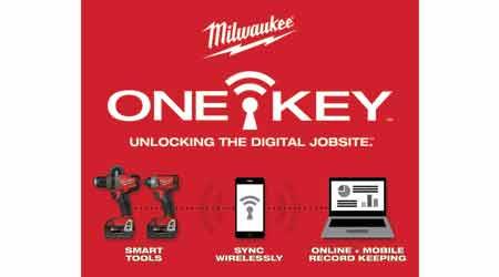 Cloud-Based Program Provides Digital Platform for Jobsite Tools: Milwaukee Electric Tool Corp.