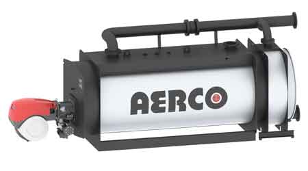 Multi–Fuel Condensing Hydronic Boiler Helps Lower Operating Costs: Aerco International Inc.