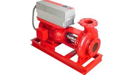 Horizontal Pumps Feature Integrated Controls: Armstrong Fluid Technology