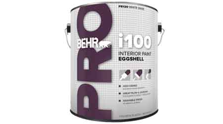 Professional-Grade Paint Line Introduces Durability, Expanded Color Line: Behr