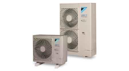 VRV Heat Pump Can Operate 10 Indoor Units: Daikin North America LLC
