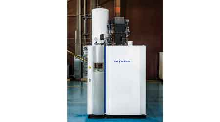 Steam Boiler Produces Efficiency and Cost Savings: Miura America Co.