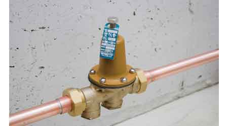 Water Pressure Reducing Valves Help Reduce Consumption: Watts Water Technologies