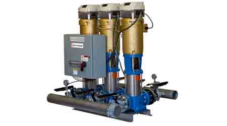 Multi–Pump Package Offers Improved Hydraulic Performance: Bell & Gossett